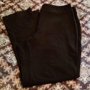 Grace Elements Black Dress Pants